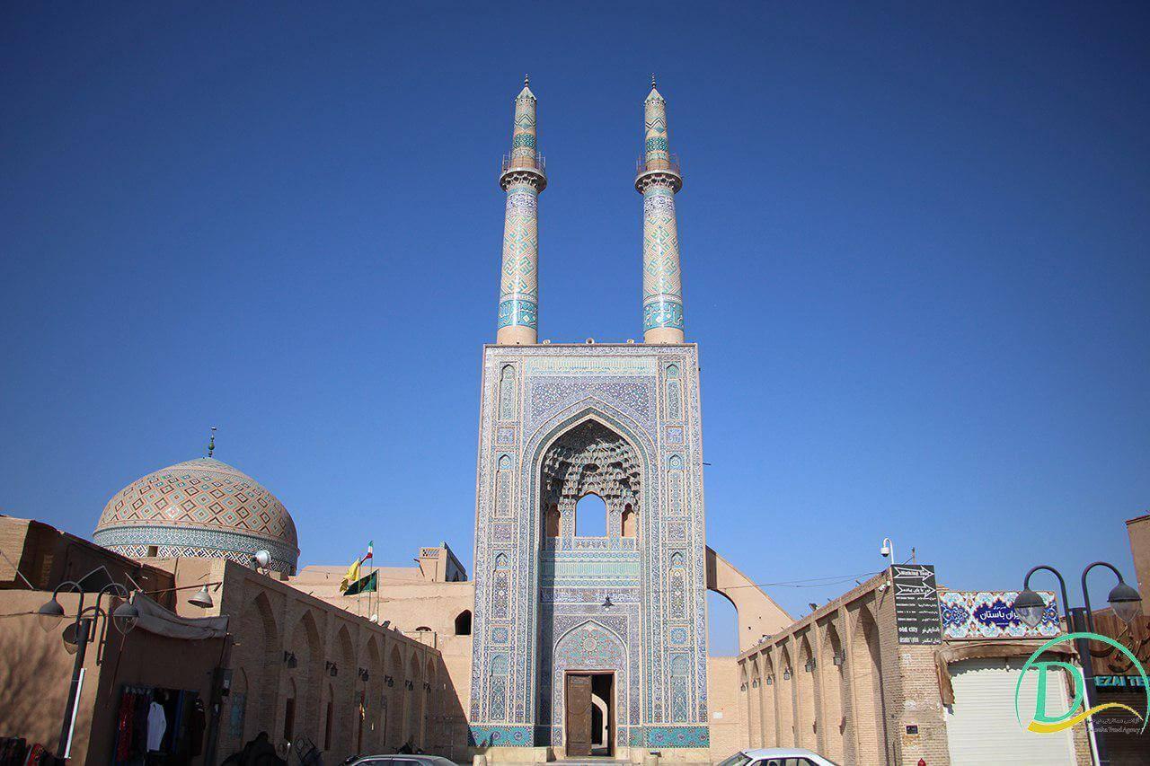 مسجدجامع یزد